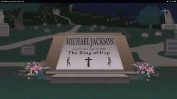 MJ south Park