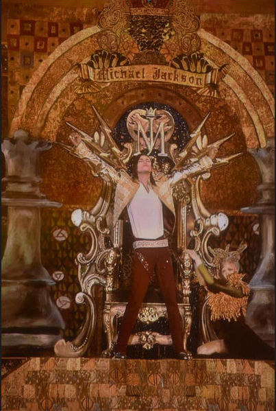 MJ ilusion foto