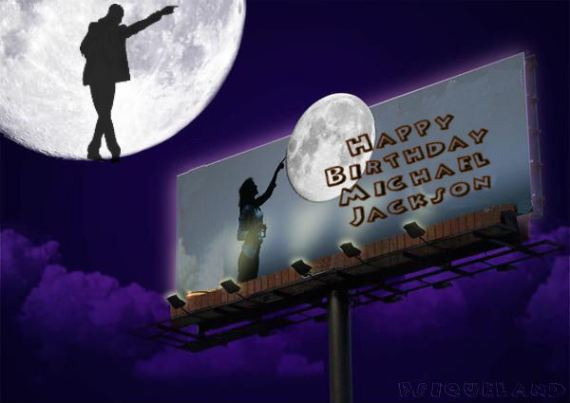 full moon Michael JAckson 3